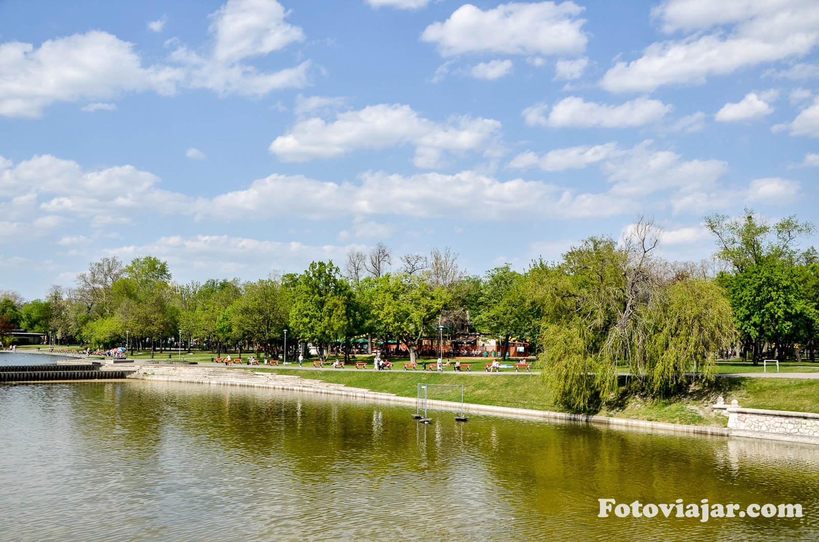varosliget parque cidade budapeste
