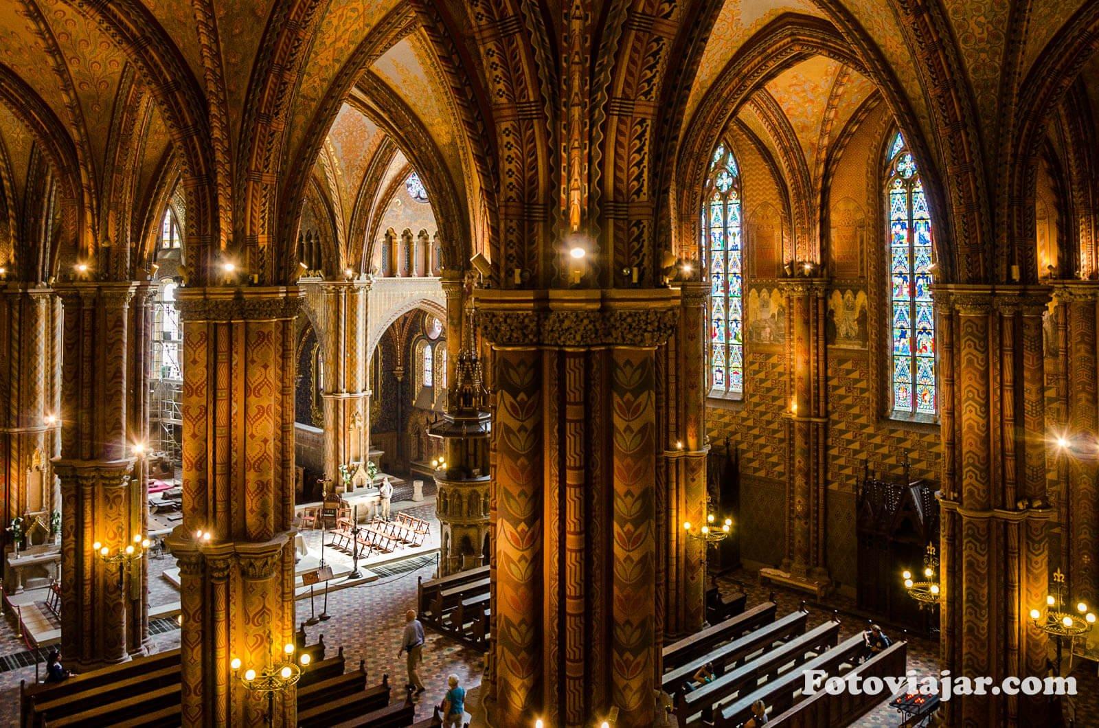 visitar budapeste igreja matias