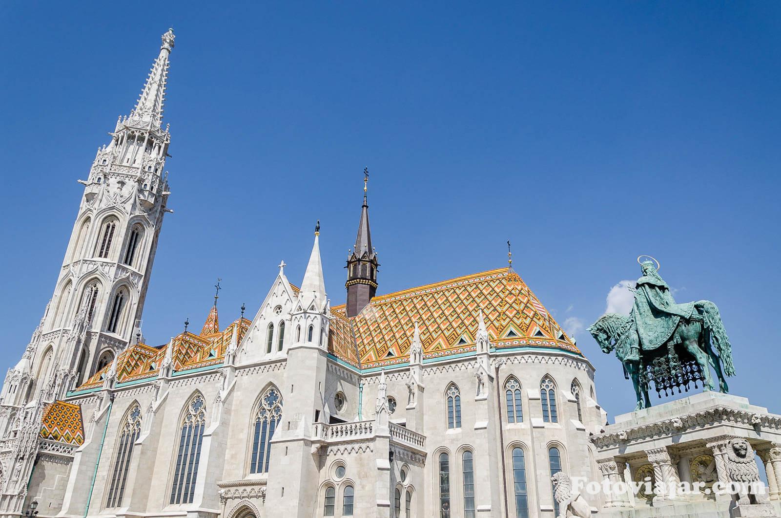 visitar budapeste igreja sao matias