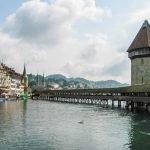 Viajar de carro Lucerne-Salzburgo, Suíça-Áustria – Viagem Europa