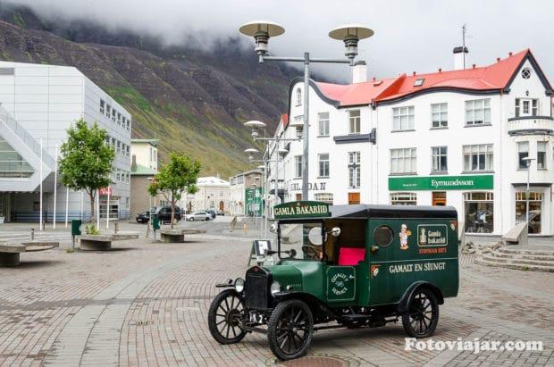 isafjordur islandia