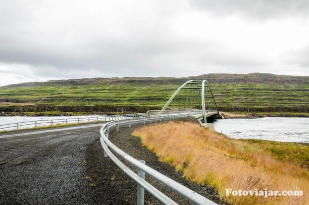 estrada ocidentais islandia