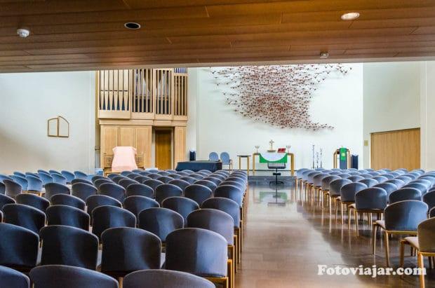 islandia isafjordur igreja