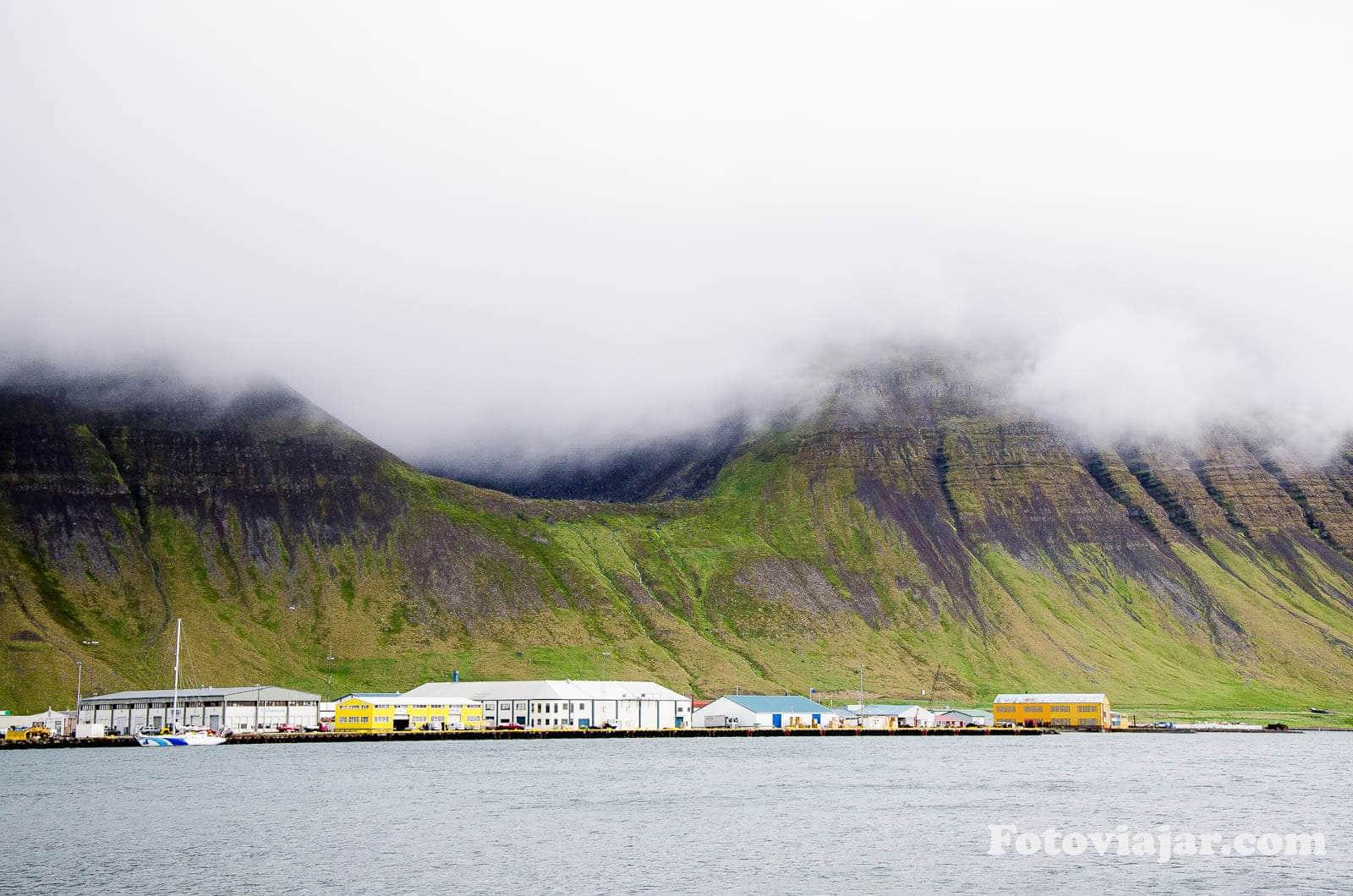 islandia isafjordur