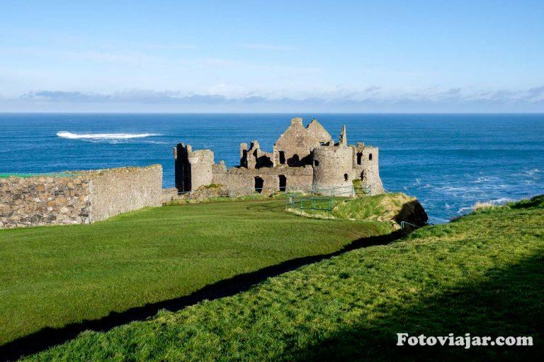 castelo dunluce irlanda norte