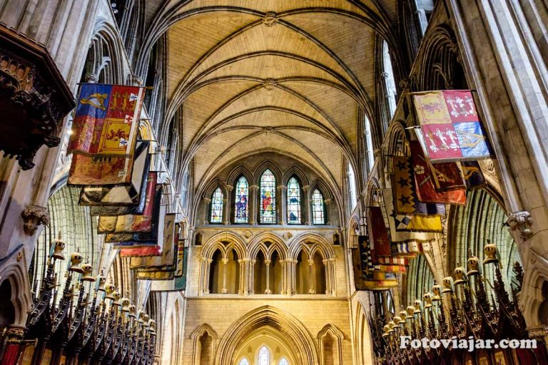 catedral patricio dublin