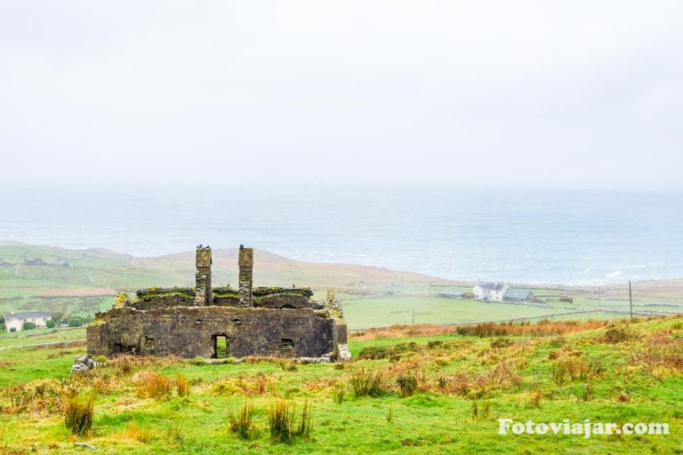 paisagem irlandesa