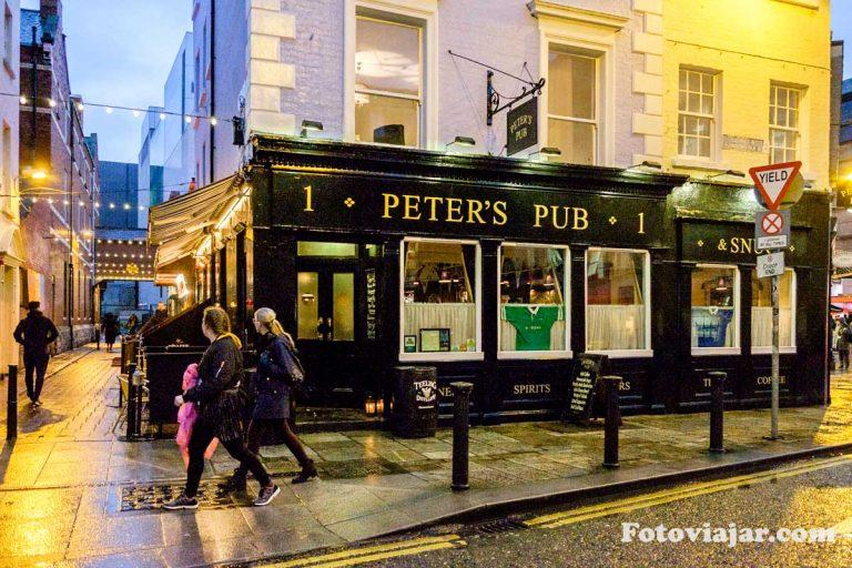 pub dublin irlanda