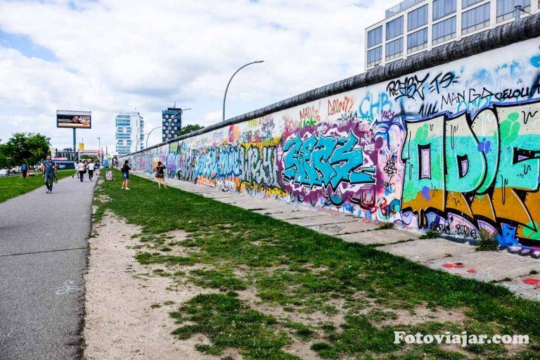 roteiro europa muro berlim