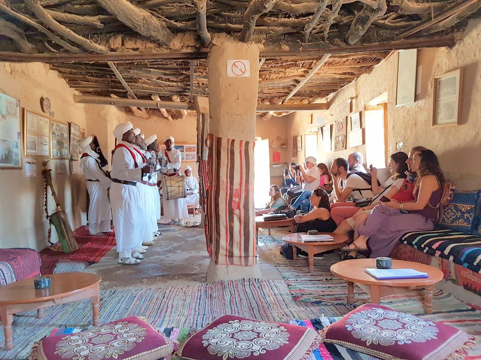 Viagem de grupo a Marrocos