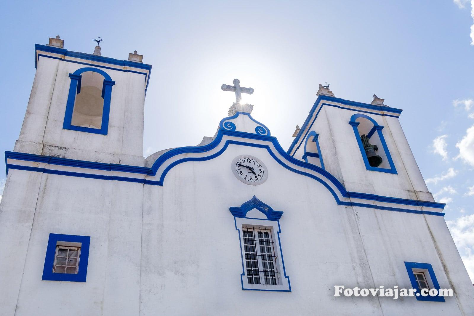 igreja sao martinho amoreiras odemira