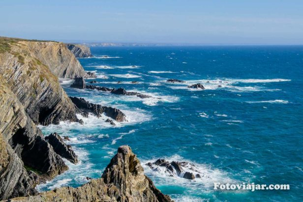paisagem costa alentejana