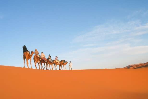Viagem de grupo a Marrocos • 7 Dias 430 Euros