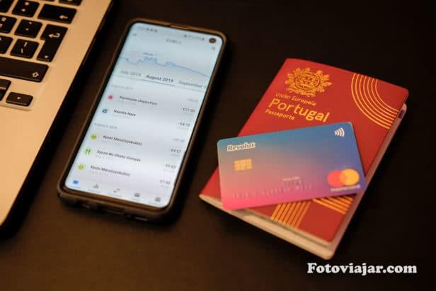 Cartão Revolut – Como evito taxas bancárias em viagem