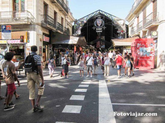 mercado boqueria barcelona