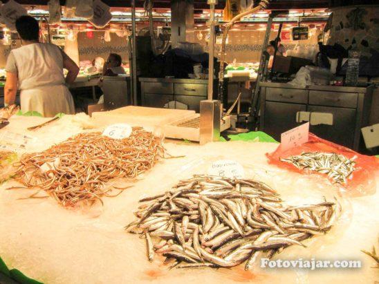 mercado peixe barcelona