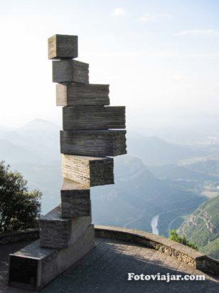 Escultura Montserrat