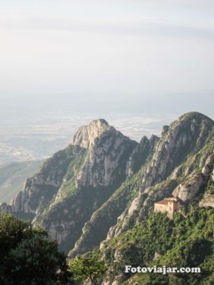 Paisagem Montserrat