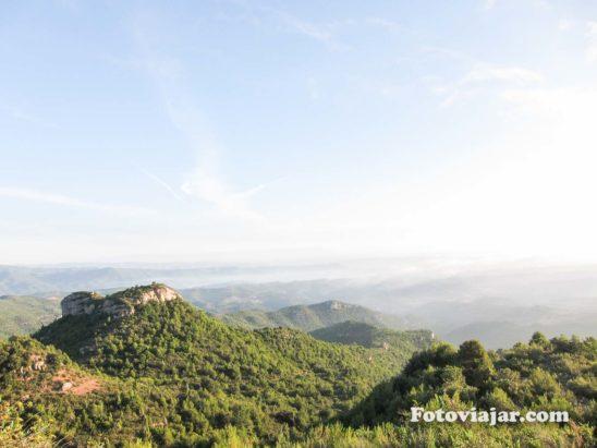 Montanhas Montserrat