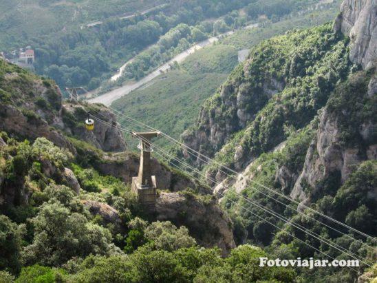 Teleférico Montserrat