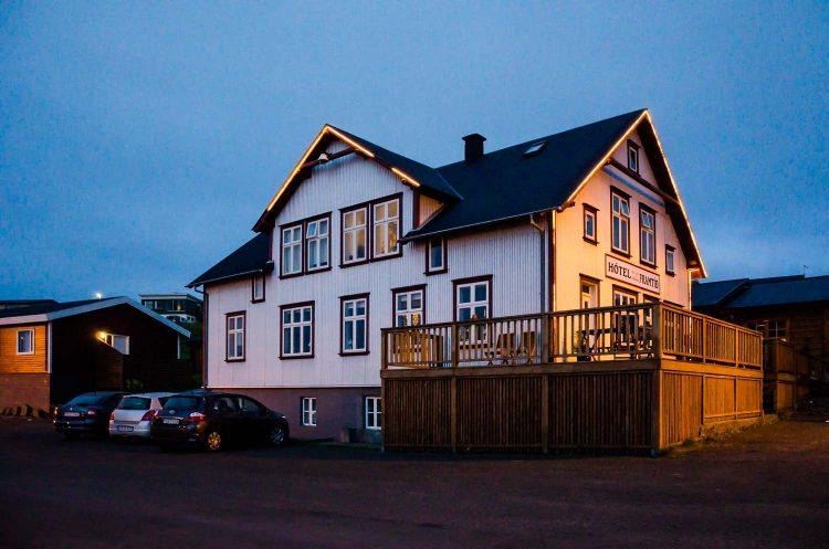 hotel islandia