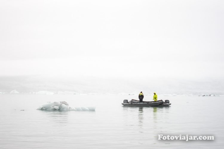 islandia icebergs