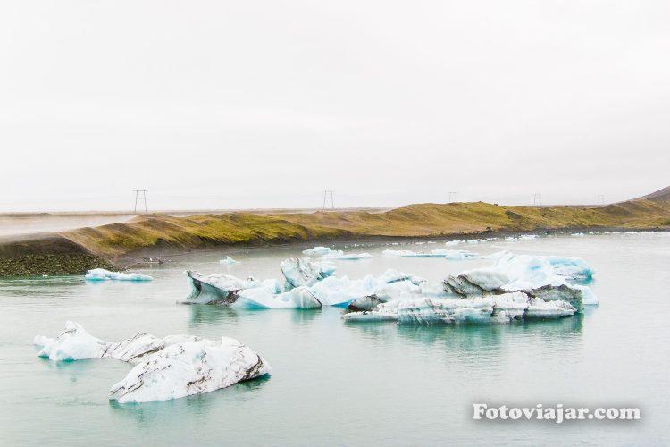 lagoa icebergs islandia