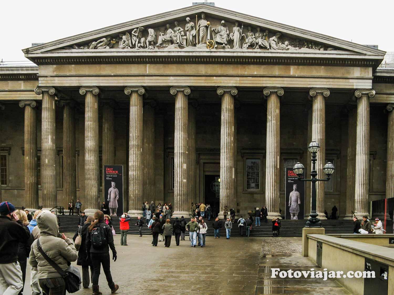 museu britânico londres