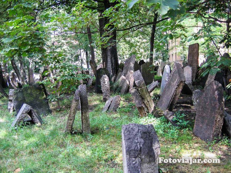 praga cemiterio judeu