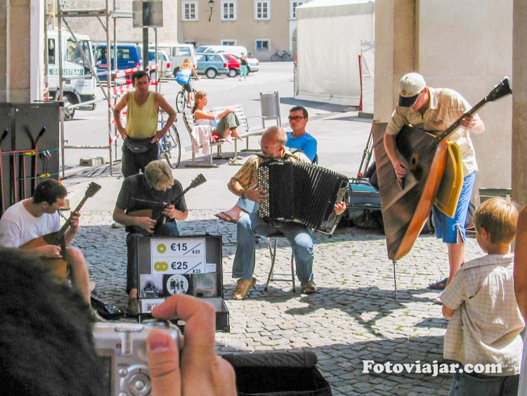 musicos salzburgo