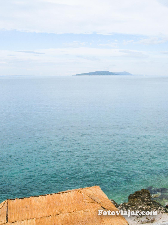 dubrovnik mar adriatico