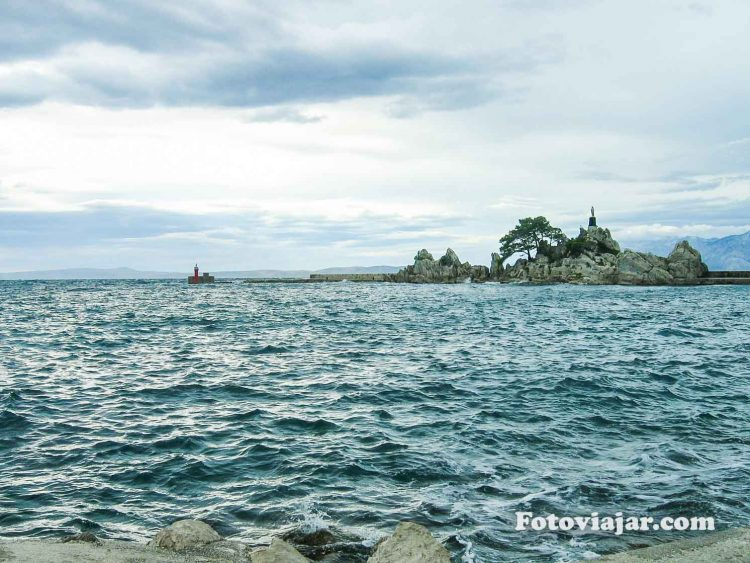 mar croacia