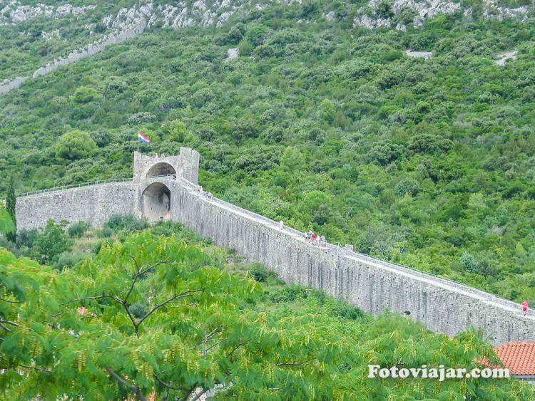 muralha ston