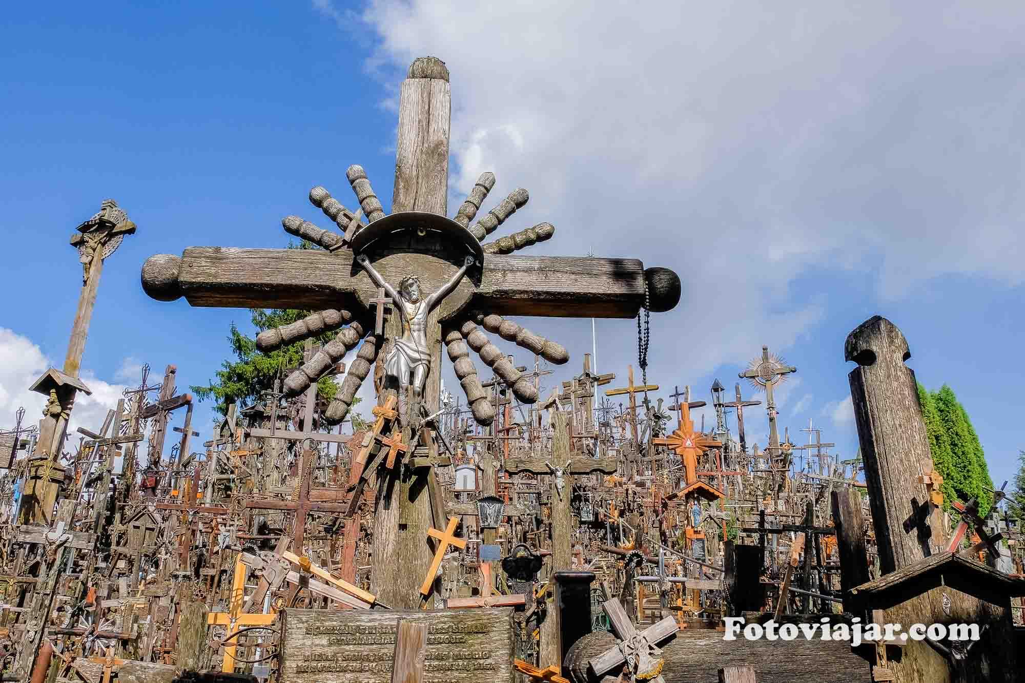colina cruzes lituania