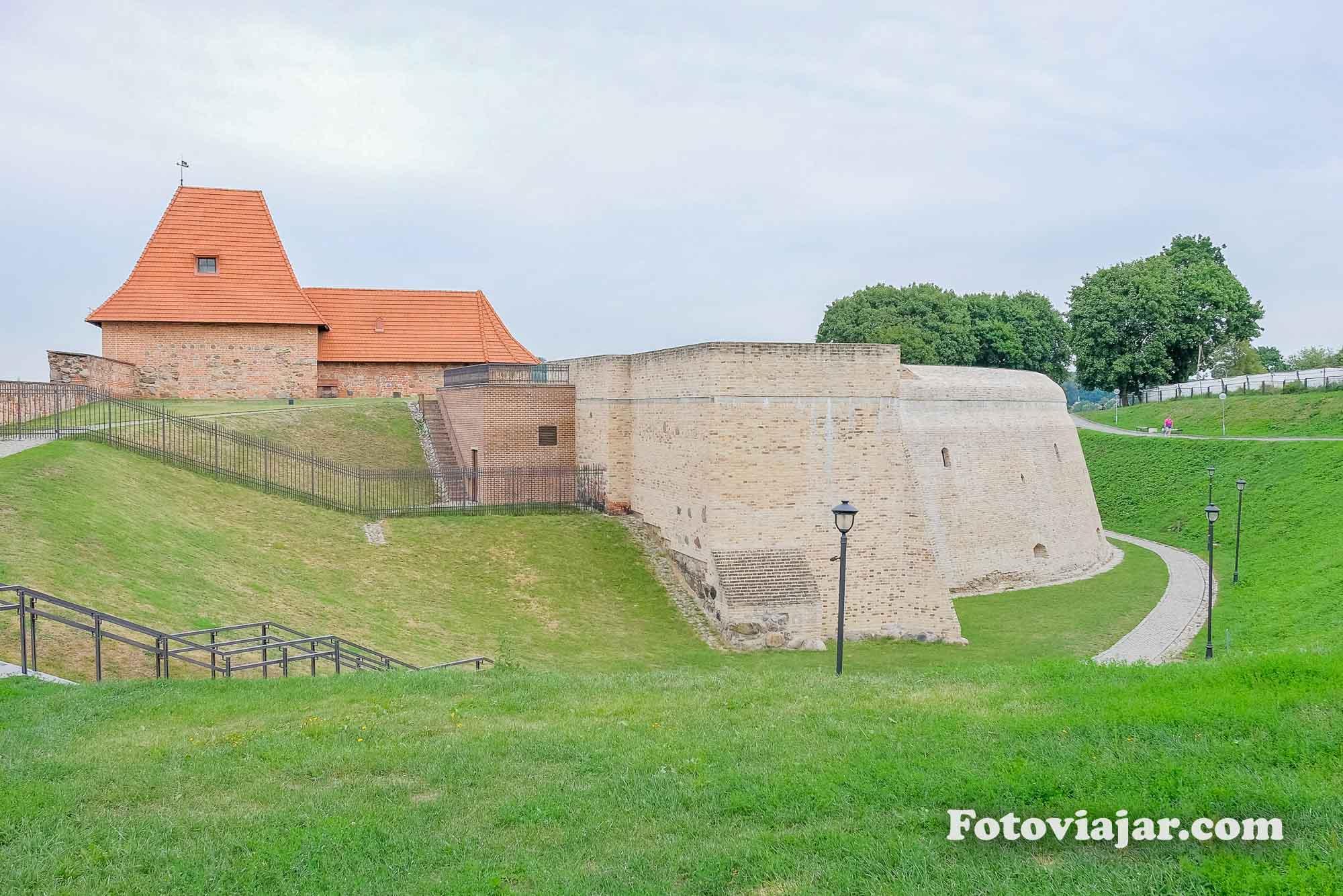 muralhas vilnius lituania
