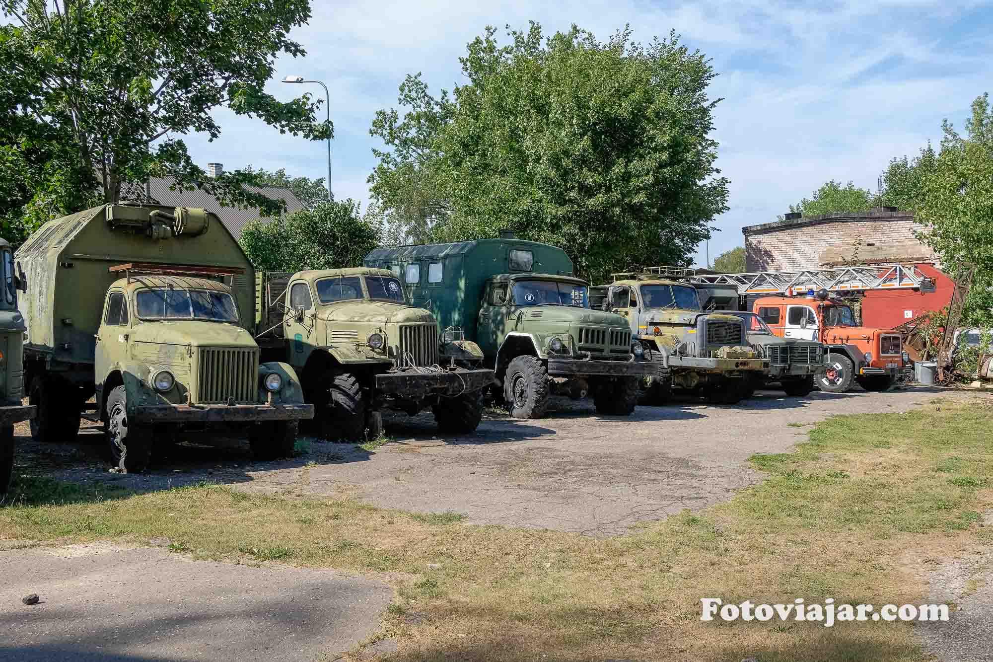 viagem baltico museu militar