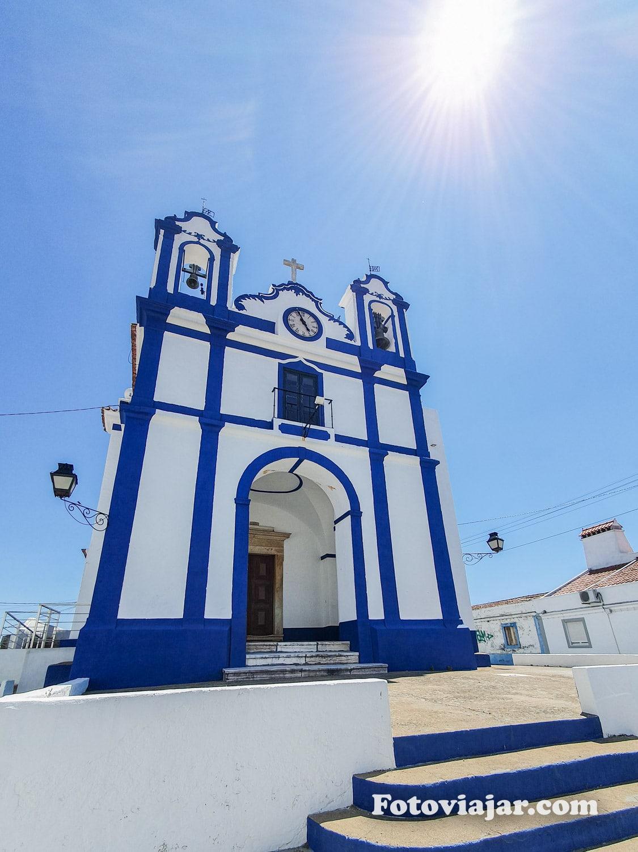 igreja machede