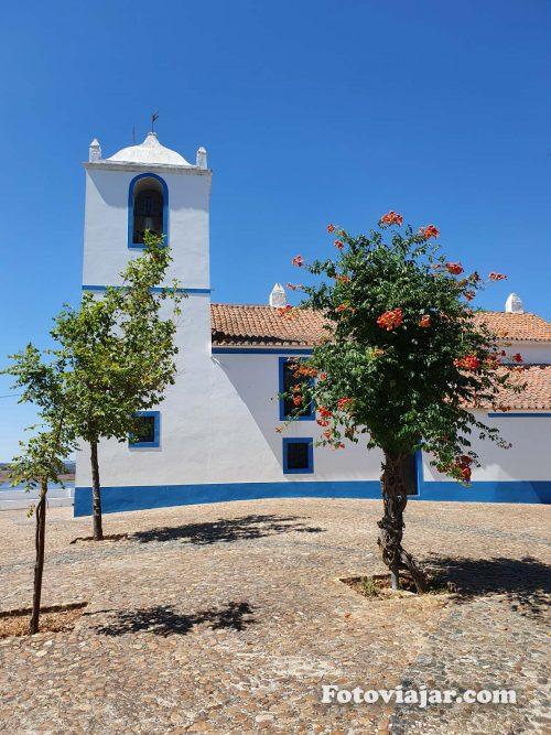 igreja terena