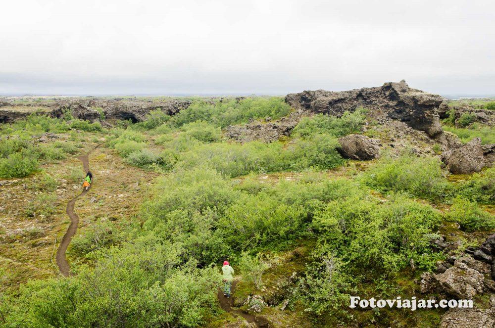 campo lava dimmugorgir