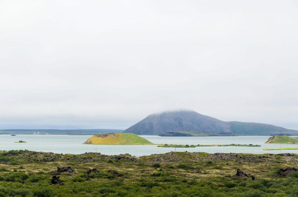 Lago Myvatn, Água e Fogo – Islândia, dia 5
